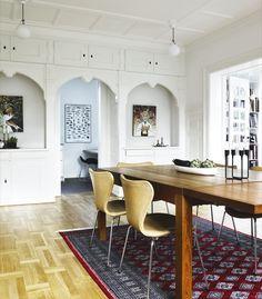 Indenfor i Frank Hvams hus fra Klovn | Boligmagasinet.dk