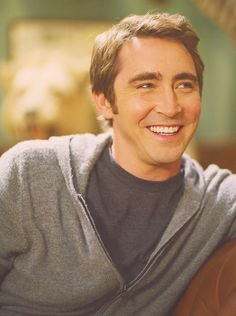 Lee Pace <3