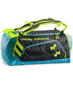 Under Armour® Contain Duffle Bag - Men's Bags | Buckle