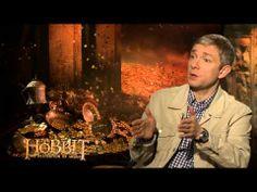 Exclusive Interview: Martin Freeman Talks Bilbo's Darker Side