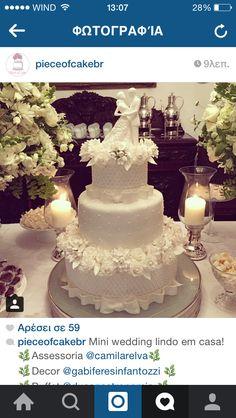 I want these cake on my wedding