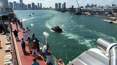 Fathom's historic cruise sets sail for Cuba: Travel Weekly