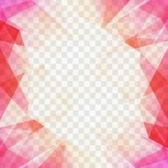 Formas poligonais para um fundo geométrico Vector grátis
