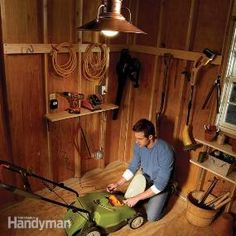 Run electrical wires underground to reach sheds, lights, patios, and other locations following safe wiring practices. We show the easiest way, using rigid conduit.