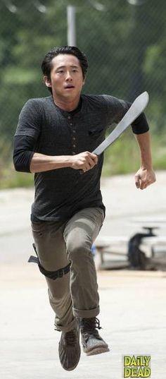 The Walking Dead - Glenn Rhee (Steven Yeun)