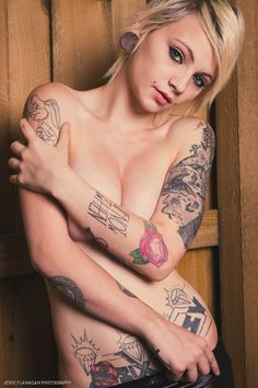 Nude horror naked girls