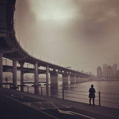 Han River <3Seoul, South Korea.