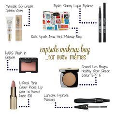 Capsule Makeup Bag f