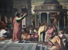 Secular Lyrics and Paul the Apostle - Geeks Under Grace