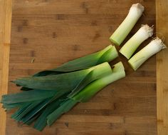 6 Uses for Leek Greens