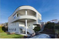 FUCHS BRNO FONCTIONALISTE   Emmanuelle et Laurent Beaudouin  - Architectes