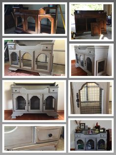 Our DIY Bunny Hutch project. We used Valspar Chalk Paint and are very happy with the results! Diy Guinea Pig Cage, Guinea Pig House, Bunny Cages, Rabbit Cages, Rabbit Run, Rabbit Baby, Diy Bunny Hutch, Rabbit Hutch Indoor, Rabbit Habitat