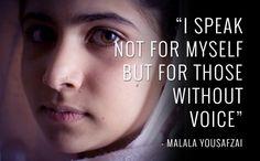 16. desember: Malala betyr håp, og det trenger verden på en dag som denne
