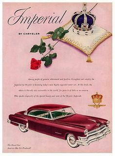 1952 IMPERIAL by Chrysler
