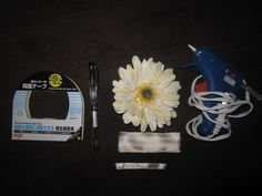 フラワーペン(受付用) |あくびのHAPPY LIFE♪