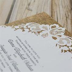 Lacy Dream - Invitation Create Wedding Invitations, Lace Invitations, Burlap Backdrop, Lace Design, Dawn, Backdrops, Stationery, Rustic, Country Primitive