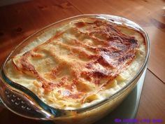Lasagnes chèvre-courgettes Cannelloni, Pancakes, Breakfast, Food, Table, Zucchini, Goat Cheese, Dish, Kitchens