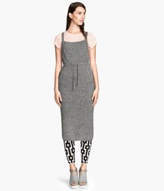 H&M Pinafore dress in a wool blend £39.99