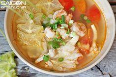 Cách nấu món canh chua tôm nấm mối cực hấp dẫn - http://congthucmonngon.com/163456/cach-nau-mon-canh-chua-tom-nam-moi-cuc-hap-dan.html