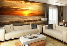 Beach Wall Murals | Tropical Beach Wallpaper Murals