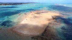 Litoral Norte da Paraíba: praias desertas e aldeias indígenas