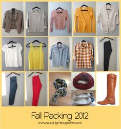 Fall pack