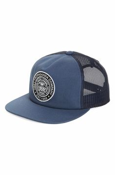 competitive price 482a6 2878a Main Image - Obey Established 89 II Trucker Cap