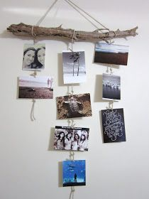 Perfect for a beach themed room :-) - Tap the link to see the newly released collections for amazing beach bikinis Decoration Photo, Decoration Inspiration, Diy Photo, Wood Photo, Beach Office, Beach Room, Driftwood Crafts, Bedroom Art, Room Themes