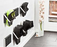 9 Unusual Shoe Storage Solutions