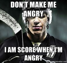 Image result for malkin i am scor