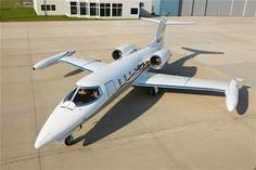 Luxury Aircraft Solutions - Learjet 35 Available for Charter  www.LuxuryAircraftSolutions.com
