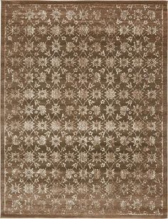 Taupe Stockholm Area Rug