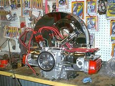 Jim's VW - Engines