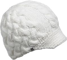 $20, Breanie Beanie Hat by Burton. Sold by Sierra Trading Post. Click for more info: http://lookastic.com/women/shop_items/23613/redirect