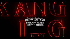 Netflix Stranger Things Main Title on Vimeo