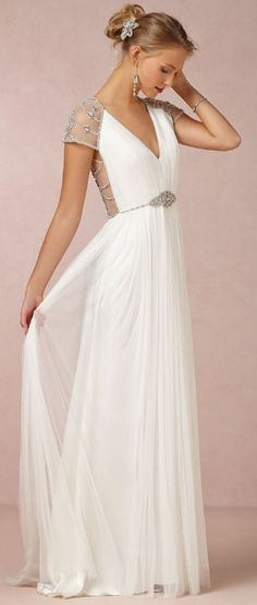 Wedding dress http://pinterest.com/groomsandbrides/boards/ more detail http://designingweddings.net