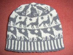 """""""Wolves beanie"""" ...   I think I know someone who will want this!"""