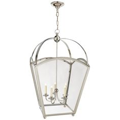 "Arch Top Large Tapered Lantern 26""W x 43.5""H - Visual Comfort - Foyer - Too large"