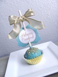 Cake Pop Wedding Favors Order Online at NashvilleSweets.com