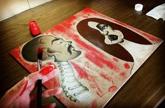 Love Kills – It's Not Real Murder, It's Just A Metaphor (Story Of An Artwork) | Bored Panda