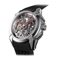 Jacob & Co.'s Epic X collection Epic X Chrono Timepiece #JacobArabo #JacobandCo #Epic
