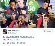 The 10 #best #socialmedia moments of the #Rio #Olympics - Mumbrella - https://mumbrella.com.au/top-10-social-moments-rio-olympics-389762#utm_sguid=172015,dbf1289e-535d-5e6b-7225-841d54b8813a