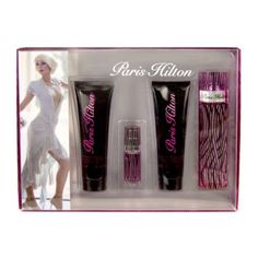 I'm learning all about Paris Hilton Women Gift Set at @Influenster!