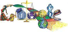 Doodle 4 Google 2013: Ganador de la India  14 nov. 2013