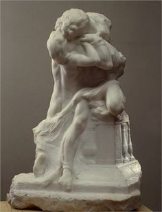 Romeo and Juliet - Auguste Rodin