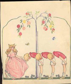 "Maj Lindman, ""Snipp, Snapp, Snurr and the Magic Horse"" 1933"