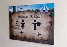 Princesses And Knights - Warwick Castle, Uk