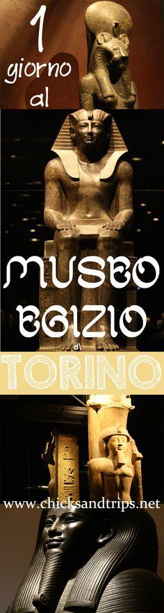 Visitiamo in un giorno il bellissimo Museo Egizio di Torino. Seguiteci!