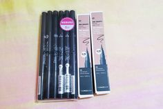 eye makeup producst:  etude house eyebrow pencil - shade: no.1  i also purchased the face shop brush - liquid eyeliner ~