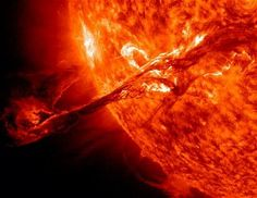 Is The White House Preparing For A 'Doomsday' Solar Flare?